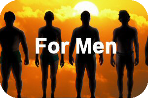 Take the mens body type test to determine your male body type