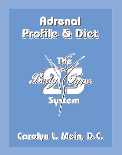 A personalized diet plan and psychological profile for your body type.