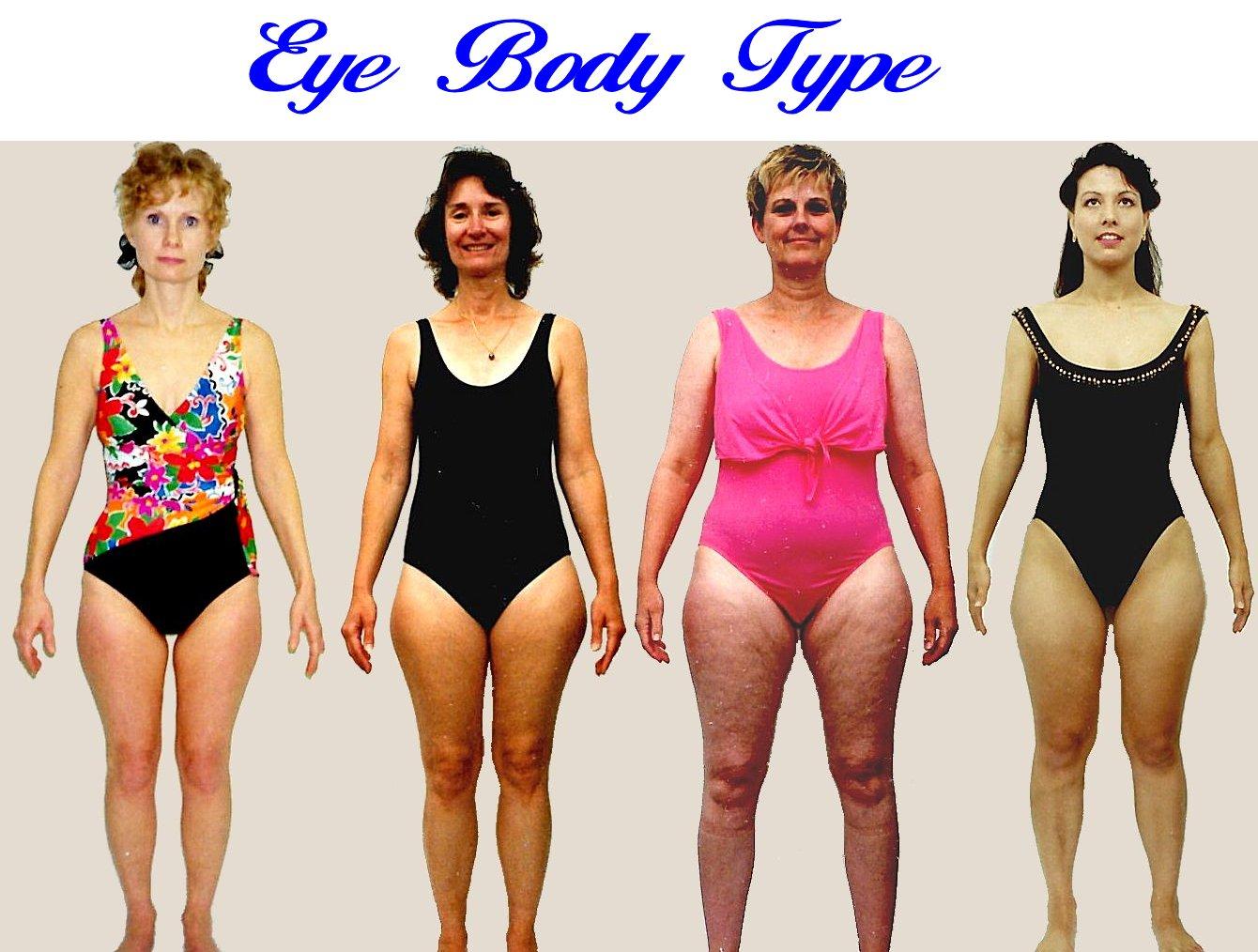 Women's Body Type Test - the Body Type Diet for Women ...