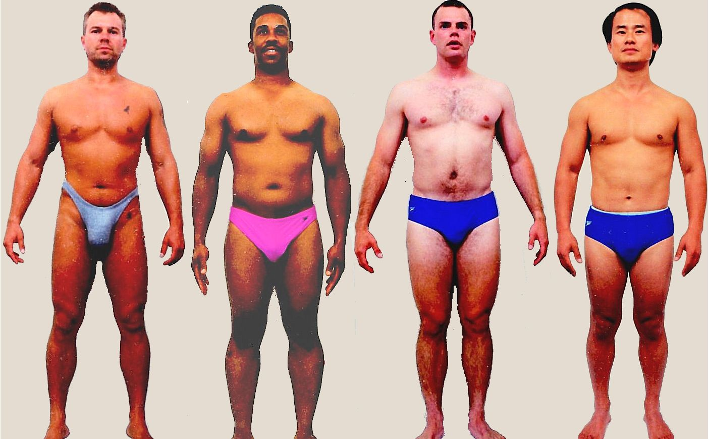 Male Body Types Pictures Mens Body Shapes Images
