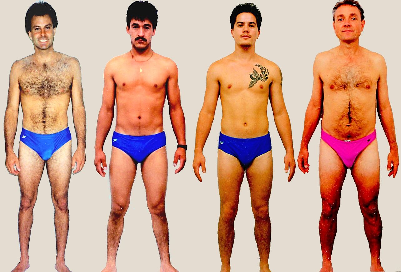 Pictures of male Gonadal body type